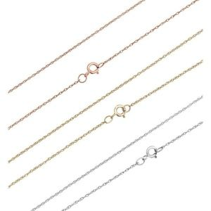 Harlembling Solid 10k Or 14k Tricolor Rope Chain